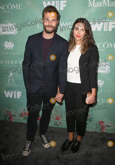 Amelia Warner Photo - 02 March 2018 - Beverly Hills California - Jamie Dornan Amelia Warner 11th Annual Women In Film Pre-Oscar Cocktail Party at Crustacean Photo Credit F SadouAdMedia
