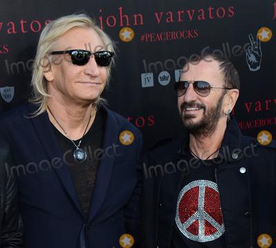 Joe Walsh Photo - 21 September 2014 - Los Angeles California - Joe Walsh Ringo Starr 2014 John Varvatos International Day of Peace Celebration held at John Varvatos Photo Credit Tonya WiseAdMedia