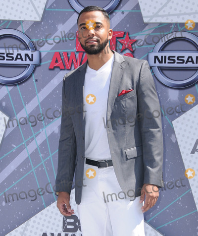 Christian Keyes Photo - 26 June 2016 - Los Angeles Christian Keyes Arrivals for the 2016 BET Awards held at the Microsoft Theater Photo Credit Birdie ThompsonAdMedia