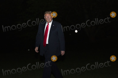 White House Photo - United States President Donald J Trump walks on the South Lawn of the White House in Washington DC US on Wednesday June 24 2020 after returning from a day trip to Arizona  Credit Stefani Reynolds  CNPAdMedia