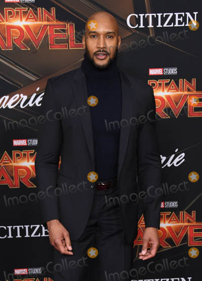 Henry Simmons Photo - 04 March 2019 - Hollywood California - Henry Simmons Captain Marvel Los Angeles Premiere held at El Capitan Theater Photo Credit Birdie ThompsonAdMedia