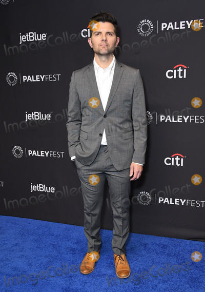 Adam Scott Photo - 24 March 2019 - Hollywood California - Adam Scott 2019 Paleyfest - CBS All Accesss The Twilight Zone held at The Dolby Theater Photo Credit Birdie ThompsonAdMedia