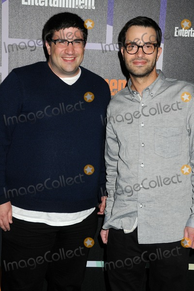 Adam Horowitz Photo - 26 July 2014 - San Diego California - Adam Horowitz Edward Kitsis Entertainment Weeklys Annual Comic-Con Celebration 2014 held at Float Lounge at the Hard Rock Hotel Photo Credit Byron PurvisAdMedia