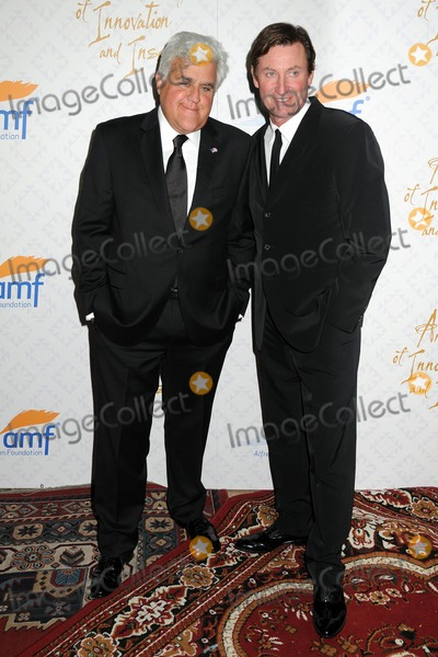 Alfred Mann Photo - 13 October 2013 - Beverly Hills California - Jay Leno Wayne Gretzky 10th Annual Alfred Mann Foundation Gala held at 9100 Wilshire Blvd Photo Credit Byron PurvisAdMedia