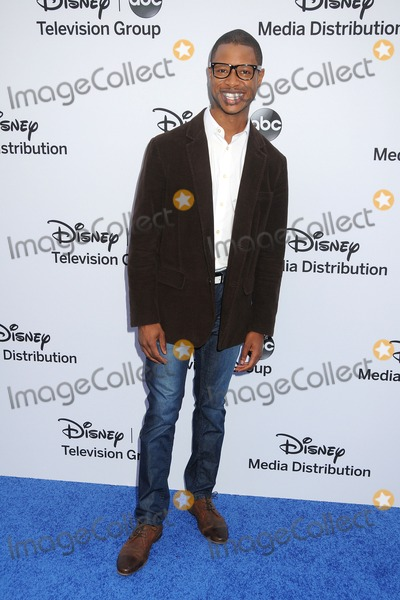 Arjay Smith Photo - 19 May 2013 - Burbank California - Arjay Smith Disney Media Networks International Upfronts 2013 held at Walt Disney Studios Photo Credit Byron PurvisAdMedia