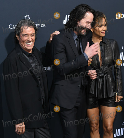 Halle Berry Photo - 15 May 2019 - Hollywood California - Ian McShane Keanu Reeves Halle Berry John Wick Chapter 3 - Parabellum Special Screening Los Angeles held at the TCL Chinese Theatre Photo Credit Birdie ThompsonAdMedia