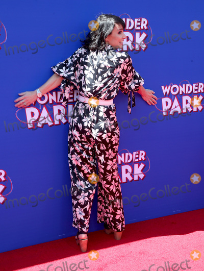 Constance Zimmer Photo - 10 March 2019 - Westwood California - Constance Zimmer Wonder Parker Los Angeles Premiere held at Regency Village Theater Photo Credit Faye SadouAdMedia