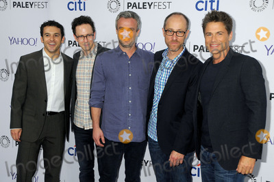 Jarrad Paul Photo - 15 September 2015 - Beverly Hills California - Fred Savage Jarrad Paul Andrew Mogel Ben Wexler Rob Lowe 2015 PaleyFest Fall TV Preview - The Grinder held at The Paley Center Photo Credit Byron PurvisAdMedia