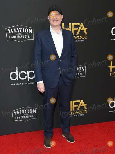 Kevin Feige Photo - 03 November 2019 - Beverly Hills California - Kevin Feige 23rd Annual Hollywood Film Awards held at Beverly Hilton Hotel Photo Credit Birdie ThompsonAdMedia