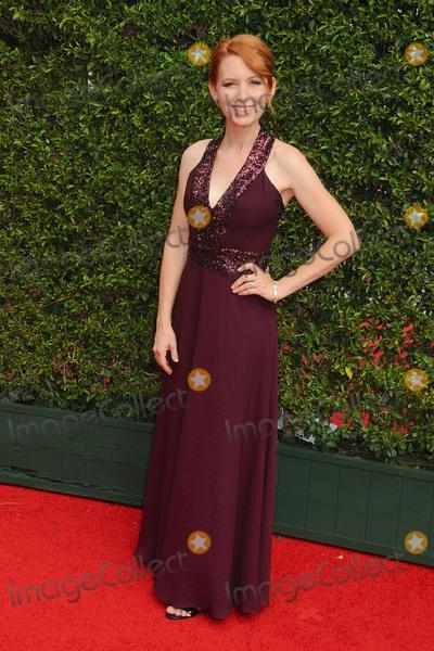 Tamara Krinsky Photo - 12 September 2015 - Los Angeles California - Tamara Krinsky 2015 Creative Arts Emmy Awards - Arrivals held at the Microsoft Theatre Photo Credit Byron PurvisAdMedia