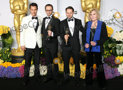 Kim Novak Photo - 02 March 2014 - Hollywood California - Matthew McConaughey Laurent Witz Alexandre Espigar Kim Novak 86th Annual Academy Awards held at the Dolby Theatre at Hollywood  Highland Center Photo Credit AdMedia