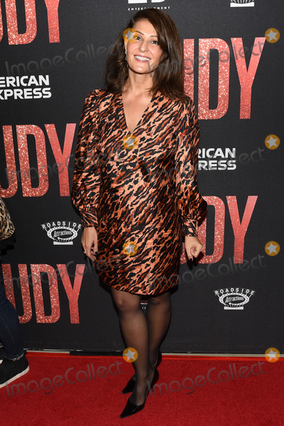 Nia Vardalos Photo - 19 September 2019 - Beverly Hills California - Nia Vardalos Judy Los Angeles Premiere held at Samuel Goldwyn Theater Photo Credit Billy BennightAdMedia