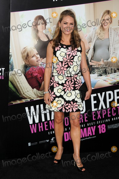 Heather Hach Photo - 14 May 2012 - Hollywood California - Heather Hach What To Expect When Youre Expecting Los Angeles Premiere held at Graumans Chinese Theatre Photo Credit Byron PurvisAdMedia