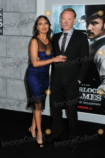 Allegra Riggio Photo - 6 December 2011 - Westwood California - Allegra Riggio Jared Harris Sherlock Holmes A Game Of Shadows Los Angeles Premiere held at the Regency Village Theatre Photo Credit Byron PurvisAdMedia