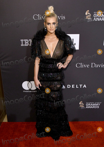 Ashlee Simpson Photo - 09 February 2019 - Beverly Hills California - Ashlee Simpson The Recording Academy And Clive Davis 2019 Pre-GRAMMY Gala held at the Beverly Hilton Hotel Photo Credit Birdie ThompsonAdMedia