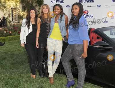 Amber Holcomb Photo - 23 April 2013 - Los Angeles California - Kree Harrison Angie Miller Amber Holcomb Candice Glover 7th Annual BritWeek Festival A Salute To Old Hollywood Launch Party held at the British Consul Generals Residence Photo Credit Kevan BrooksAdMedia