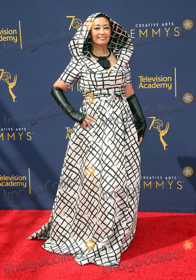 Ann Crabtree Photo - 08 September 2018 - Los Angeles California - Anne Crabtree 2018 Creative Arts Emmys Awards held at Microsoft Theater Photo Credit F SadouAdMedia