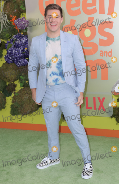 Adam DeVine Photo - 03 November 2019 - Los Angeles California - Adam DeVine Premiere Of Netflixs Green Eggs And Ham held at Hollywood American Legion Photo Credit PMAAdMedia