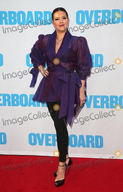 Alicia Machado Photo - 30 April 2018 - Westwood California - Alicia Machado  Overboard Los Angeles Premiere held at Regency Village Theatre Photo Credit F SadouAdMedia