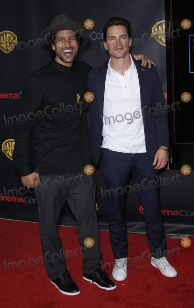 Adam Rodriguez Photo - 21 April 2015 - Las Vegas Nevada - Adam Rodriguez Matt Bomer Warner Brothers The Big Picture at 2015 CinemaCon at Caesars Palace Photo Credit MJTAdMedia