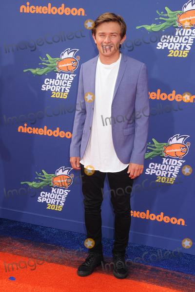 Alec Bailey Photo - 16 July 2015 - Westwood California - Alec Bailey Nickelodeon Kids Choice Sports Awards 2015 held at the UCLA Pauley Pavilion Photo Credit Byron PurvisAdMedia