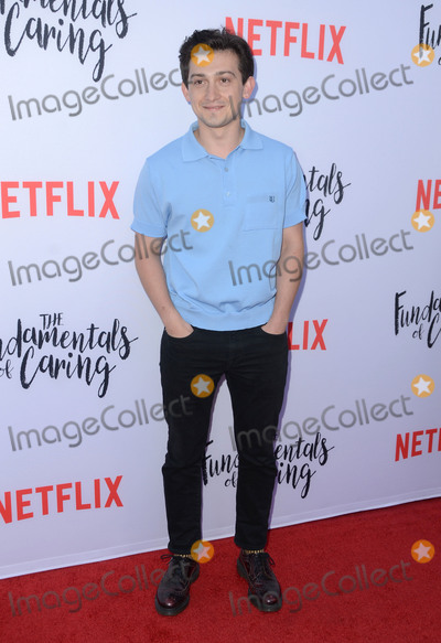 Craig Roberts Photo - 23 June 2016 - Hollywood Craig Roberts Arrivals for the Los Angeles special screening of Netflixs The Fundamentals Of Caring held at ArcLight Hollywood Photo Credit Birdie ThompsonAdMedia