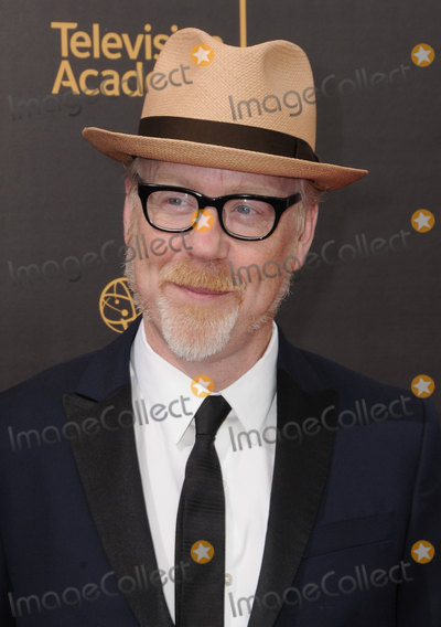 Adam Savage Photo - 11 September 2016 - Los Angeles California Adam Savage 2016 Creative Arts Emmy Awards - Day 2 held at Microsoft Theater Photo Credit Birdie ThompsonAdMedia