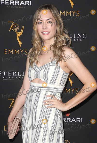 Annika Noelle Photo - 22 August 2018 - Los Angeles California - Annika Noelle Television Academy Daytime Programming Creative Achievements Reception held at Television Academys Wolf Theatre at the Saban Media Center Photo Credit Faye SadouAdMedia