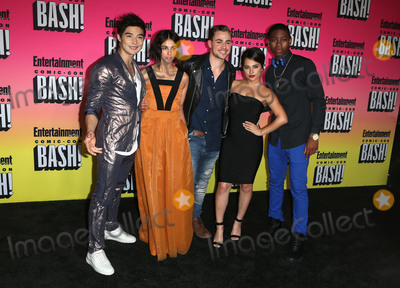 Ludi Lin Photo - 23 July 2016 - San Diego California - Ludi Lin Naomi Scott Dacre Montgomery Becky G and RJ Cyler Entertainment Weekly Hosts 2016 Annual Comic-Con Party held at the Float at Hard Rock Hotel Photo Credit AdMedia