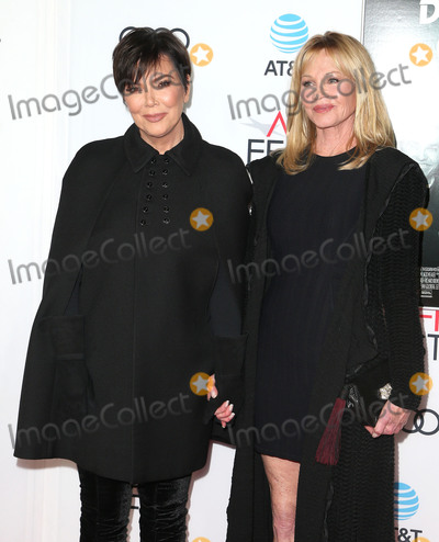 Melanie Griffith Photo - 12 November 2017 - Hollywood California - Kris Jenner Melanie Griffith The Disaster Artist AFI FEST 2017 Screening held at TCL Chinese Theatre Photo Credit F SadouAdMedia