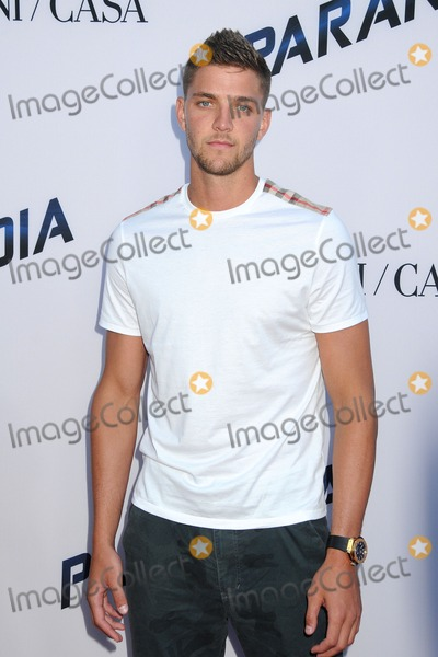 Chandler Parsons Photo - 8 August 2013 - West Hollywood California - Chandler Parsons Paranoia Los Angeles Premiere held at the Directors Guild of America Photo Credit Byron PurvisAdMedia