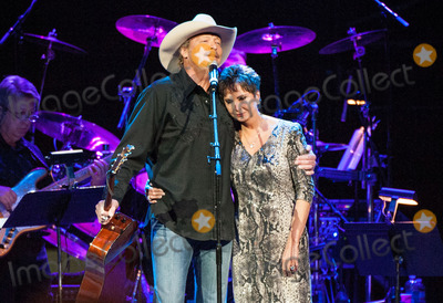 Nancy Jones Photo - 22 November 2013 - Nashville Tennessee - Alan Jackson Nancy Jones George Jones Tribute Concert Playin Possum The Final No Show held at Bridgestone Arena George Jones was on his farewell tour titled The Grand Tour when he passed away on April 12 2013 at the age of 81 George Jones was the 2 best-charting country artist of all time with 143 Top 40 hits since starting his career in the 50s Nashville honored the music legend with an all-star tribute the date that Jones was to perform the final show of his illustrious career Photo Credit Ryan PavlovAdMedia