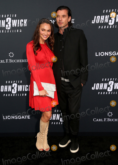 Gavin Rossdale Photo - 15 May 2019 - Hollywood California - Gavin Rossdale Natalie Golba John Wick Chapter 3 - Parabellum Los Angeles Premiere held at TCL Chinese Theatre Photo Credit Faye SadouAdMedia