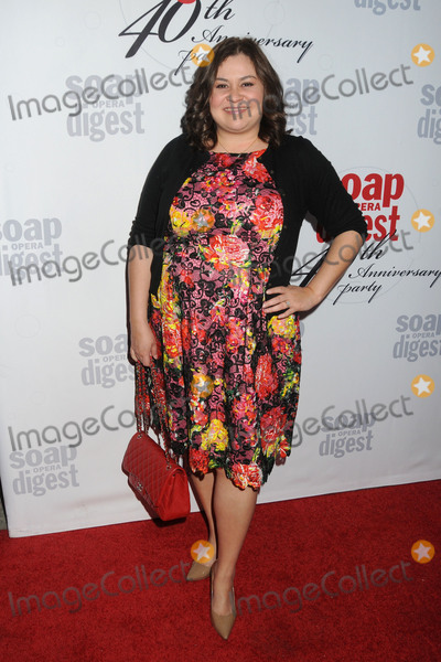 Angelica McDaniel Photo - 24 February 2016 - Hollywood California - Angelica McDaniel Soap Opera Digests 40th Anniversary Event held at The Argyle Hollywood Photo Credit Byron PurvisAdMedia