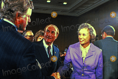 Kennedy Photo - AdMediaJudge Sandra Day OConnor of the Arizona Court of Appeals United States President Ronald Reagans nominee as Associate Justice of the Supreme Court to replace Potter Stewart who retired right is greeted by US Senator Ted Kennedy (Democrat of Massachusetts) left as US Senator Strom Thurmond (Republican of South Carolina) center looks on priors to her testimony before the US Senate Judiciary Committee for her confirmation hearing in Washington DC on September 9 1981  Judge OConnor is the first woman ever nominated for a seat on the US Supreme CourtCredit Joe Silverman  CNP