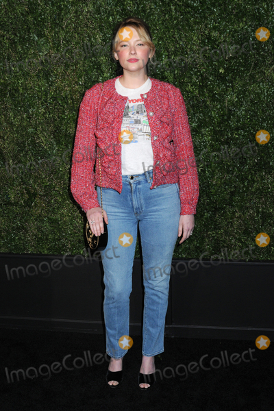 Haley Bennett Photo - Haley Bennett at the CHANEL Tribeca Film Festival Artists Dinner at Balthazar in Soho in New York New York USA 29 April 2019
