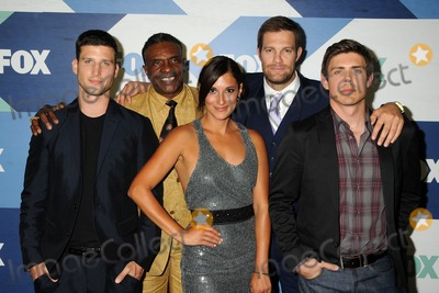Angelique Cabral Photo - 1 August 2013 - West Hollywood California - Parker Young Keith David Angelique Cabral Geoff Stults Chris Lowell Fox All-Star Summer 2013 TCA Party held at Soho House Photo Credit Byron PurvisAdMedia
