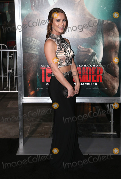 Amy Pemberton Photo - 12 March 2018 - Hollywood California - object Tomb Raider Los Angeles Premiere held at TCL Chinese Theatre Photo Credit F SadouAdMedia