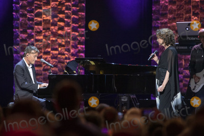 Amy Grant Photo - 30 April 2019 - Nashville Tennessee -  Amy Grant performs with Michael W Smith at 35 Years of Friends Celebrating the Music of Michael W Smith held at Bridgestone Arena Photo Credit Frederick BreedonAdMedia