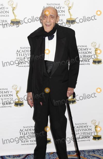 Abe Vigoda Photo - 3 April 2011 - New York New York - Abe Vigoda 54th Annual New York Emmy Awards Gala held at the Marriott Marquis Times Square Photo Lauren KrohnAdMedia