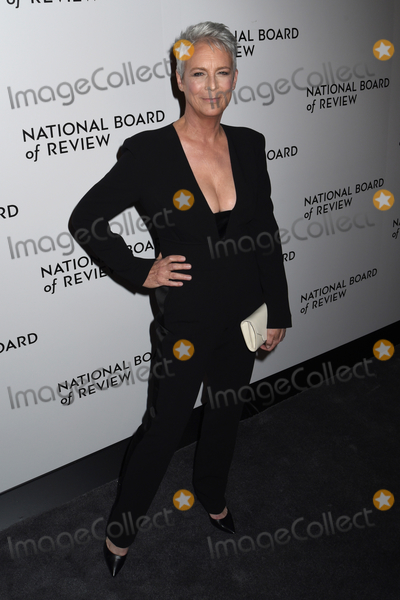 The National Photo - 08 January 2020 - New York New York - Jamie Lee Curtis at the National Board of Review Annual Awards Gala held at Cipriani 42nd Street Photo Credit LJ FotosAdMedia