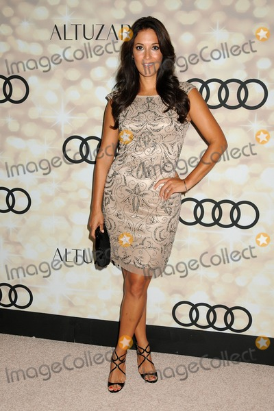 Angelique Cabral Photo - 15 September 2013 - West Hollywood California - Angelique Cabral Audi and Altuzarra Emmys Week 2013 Kick-Off Party held at Cecconis Photo Credit Byron PurvisAdMedia