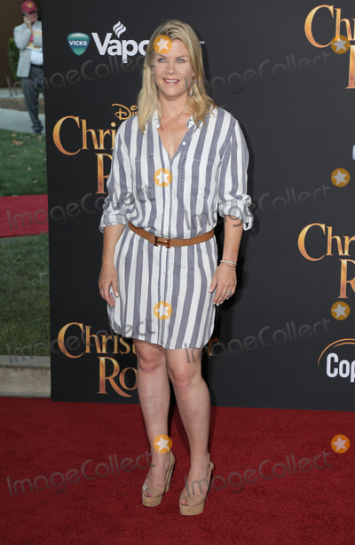 Alison Sweeney Photo - 30 July 2018 - Burbank California - Alison Sweeney Premiere of Disneys Christopher Robin held at Walt Disney Studios Photo Credit PMAAdMedia