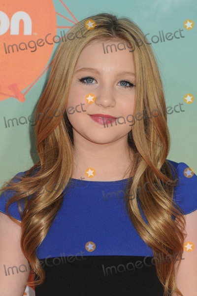 Ella Anderson Photo - 12 March 2016 - Inglewood California - Ella Anderson 2016 Nickelodeon Kids Choice Awards held at The Forum Photo Credit Byron PurvisAdMedia