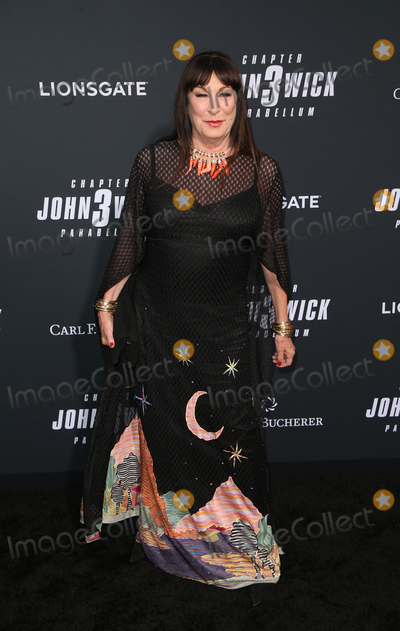 Anjelica Huston Photo - 15 May 2019 - Hollywood California -  Anjelica Huston Special Screening Of Lionsgates John Wick Chapter 3 - Parabellum held at The TCL Chinese Theatre Photo Credit Faye SadouAdMedia