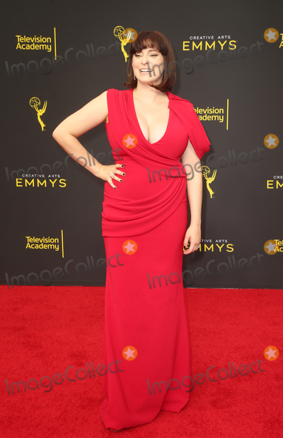 Rachel Bloom Photo - 15 September 2019 - Los Angeles California - Rachel Bloom 2019 Creative Arts Emmy Awards Day 2 held at The Microsoft Theater Photo Credit FSadouAdMedia