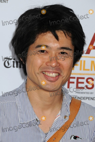 Yoshihisa Toda Photo - 11 June 2014 - Los Angeles California - Yoshihisa Toda 20th Annual Los Angeles Film Festival Opening Night Premiere of Snowpiercer held at Regal Cinemas LA Live Photo Credit Byron PurvisAdMedia