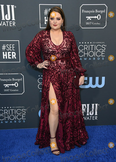 ASH Photo - 12 January 2020 - Santa Monica California - Lauren Ash 25th Annual Criticis Choice Awards - Arrivals held at Barker Hangar Photo Credit Birdie ThompsonAdMedia