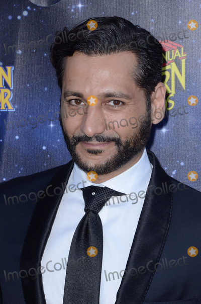 CAS ANVAR Photo - 22 June 2016 - Burbank Cas Anvar Arrivals for the 42nd Annual Saturn Awards held at The Castaway Photo Credit Birdie ThompsonAdMedia