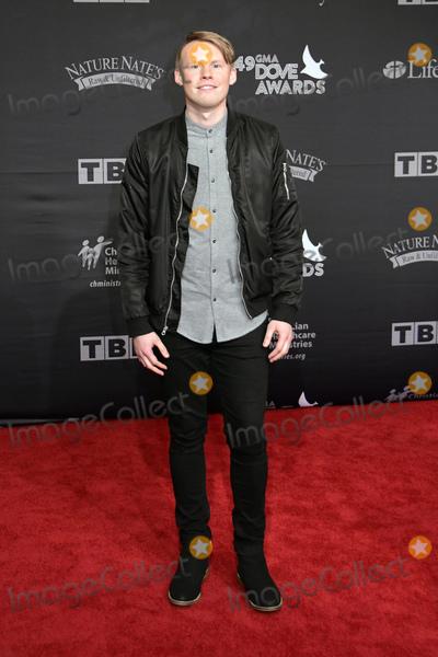 Corey Voss Photo - 16 October 2018 - Nashville TN - Corey Voss 49th Annual GMA Dove Awards at Allen Arena Lipscomb University Photo Credit Dara-Michelle FarrAdMedia